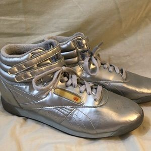 Reebok Classic Leather High Top Sneaker